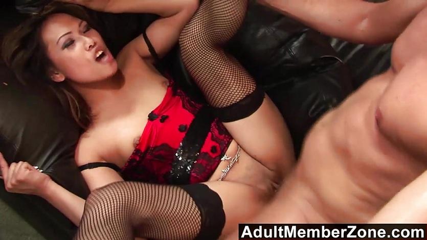 AdultMemberZone Asian Princess Veronica