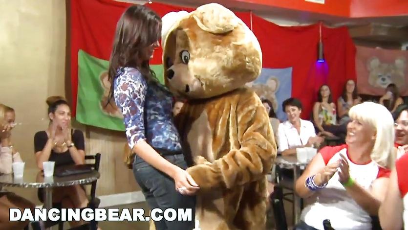 Dancing Bear Big Dick For The Masses