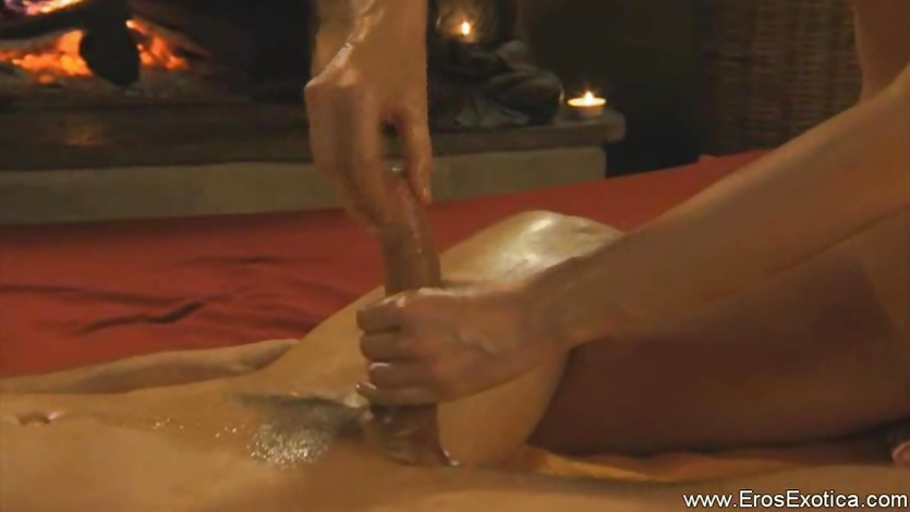 Intimate Male massage