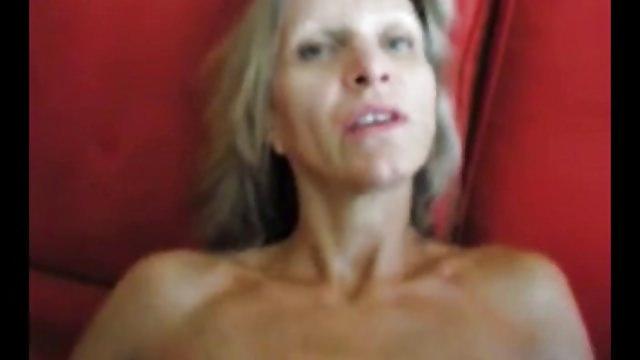 White Wife BBC Sucking and Anal